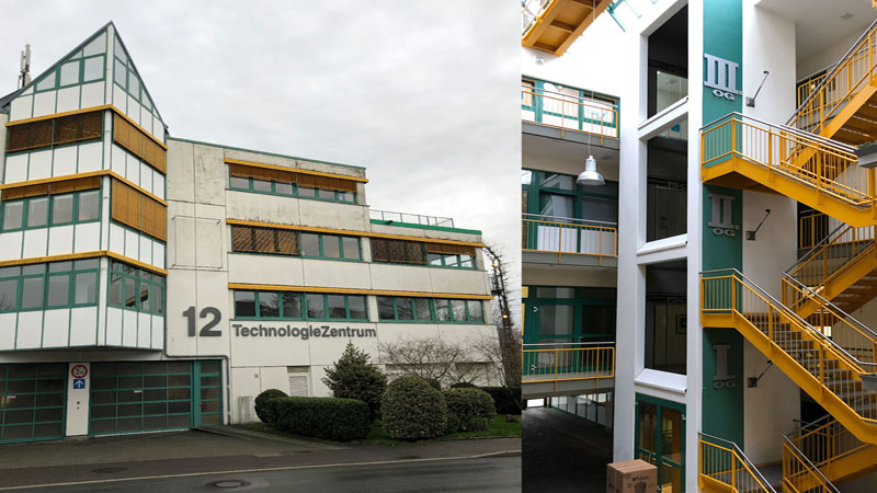 Technologiezentrum in Schwerte